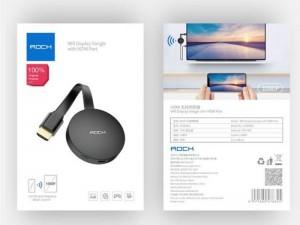 دانگل وایرلس HDMI راک مدل RCB0683