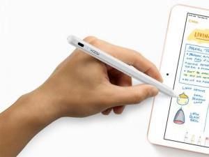 قلم لمسی آیپد راک مدل B02 ME-AP112 Active Magnetic Capacitive
