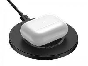 شارژر وایرلس بیسوس مدل Simple Magnetic Wireless Charger WXJK-E01