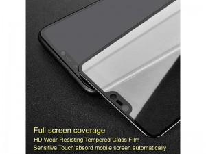 محافظ صفحه نمايش Full Glass مناسب برای گوشی موبايل نوکیا 6.1 پلاس