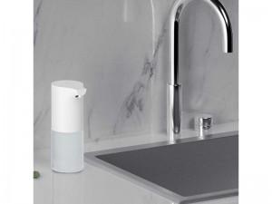 پمپ فوم ساز مایع دستشویی شیائومی مدل MJXSJ03XW بهمراه فوم مایع
