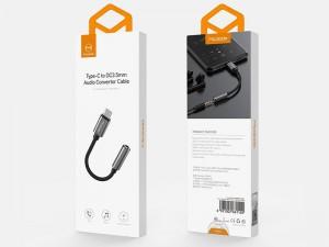 کابل تبدیل تایپ سی به جک 3.5mm صدا مک دودو مدل CA-6110