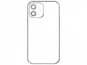 کاور توتو مدل Soft Jane Series Hardcover Edition مناسب برای گوشی موبایل iPhone 12 Pro Max