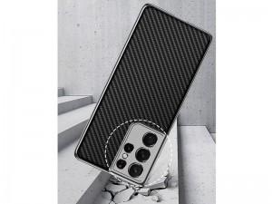 کاور اورجینال لاکچری کربنی GKK مدل Luxury Carbon Fiber Case مناسب برای گوشی موبایل سامسونگ S20 Ultra