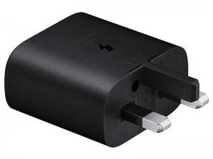 شارژر دیواری سوپر شارژ 25 وات اورجینال سامسونگ مدل EP-TA800