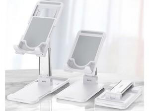 پایه نگهدارنده رومیزی تبلت و گوشی موبایل توتو مدل Armor lifting folding telescopic stand DCTS-14