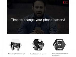 باتری موبایل بیسوس مدل ACCB-BIP6SP با ظرفیت 3400mAh مناسب برای گوشی موبایل اپل iPhone 6S Plus