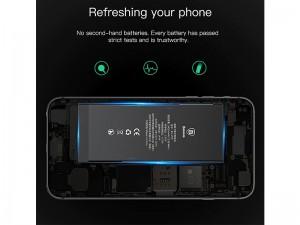 باتری موبایل بیسوس مدل ACCB-BIP8P با ظرفیت 3400mAh مناسب برای گوشی موبایل اپل iPhone 8 Plus