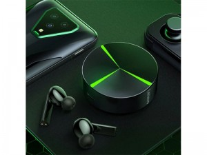 هندزفری بلوتوث گیمینگ لنوو مدل Game GM1 AptX True Wireless Earbuds