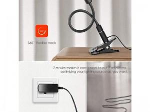 چراغ مطالعه تکین مدل Clip LED Desk Lamp DL01