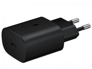 شارژر دیواری سوپر شارژ 25 وات اورجینال سامسونگ مدل EP-TA800 (بدون پک)