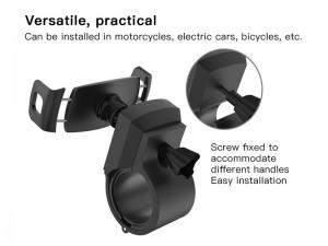 پایه نگهدارنده موبایل موتور و دوچرخه یسیدو مدل C42