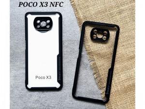 کاور iPAKY مناسب برای گوشی موبایل شیائومی Poco X3/Poco X3 Pro/Poco X3 NFC