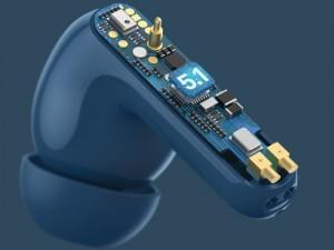 هندزفری بی سیم بیسوس مدل SIMU S1 Pro NGS1P-0A بهمراه کیس شارژ بی سیم