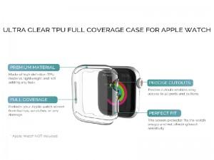 قاب محافظ آها استایل مدل WA05 مناسب برای اپل واچ 40 میلی متری (پک 2 عددی)