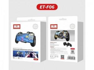 دسته بازی فن دار ارلدام مدل ET-F06
