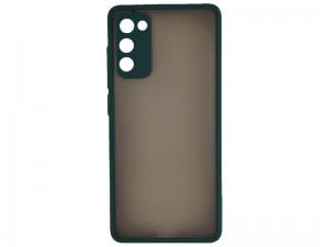 کاور پشت مات دور رنگی مناسب برای گوشی موبایل سامسونگ A02s/M02s