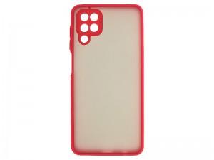 کاور پشت مات دور رنگی مناسب برای گوشی موبایل سامسونگ A42