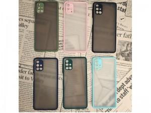 کاور پشت مات دور رنگی مناسب برای گوشی موبایل سامسونگ M31s