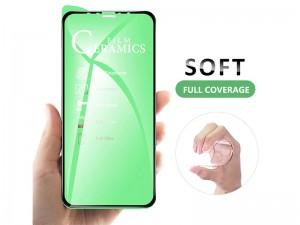 برچسب سرامیکی لبه خمیده مناسب برای گوشی موبايل سامسونگ Note 20 Ultra