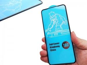 محافظ صفحه نمایش ایربگ دار آرمور مدل Full Cover Kingkong Glass مناسب برای گوشی موبايل سامسونگ A10s/A10/M10