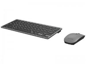 ماوس و کیبورد بیسیم پرودو مدل PD-BTKBMCO-GY Super Slim & Portable