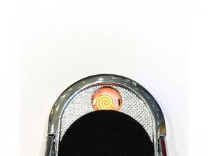 حلقه نگهدارنده گوشی موبایل و فندک شارژی مدل LIGHTER Classic Fashionable