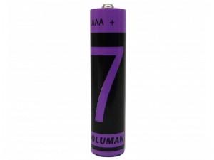 باتری نیم قلمی کلومن مدل LR03 (بسته 10 عددی)