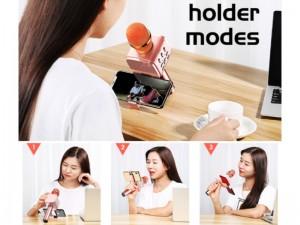 میکروفون و اسپیکر هولدر دار جویروم مدل JR-MC3