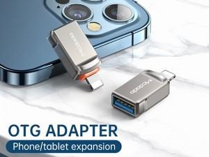 مبدل USB 3.0 به Lightning مک دودو مدل OT-8600