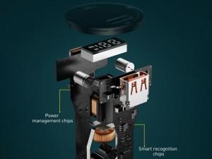 شارژر فندکی 100 وات بیسوس مدل Superme Digital Display CCZX-100C TZCCZX-01 بهمراه کابل دو سر تایپ سی