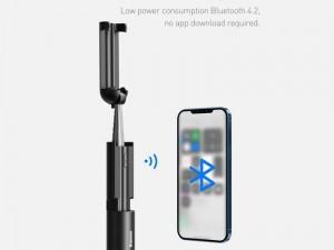 مونوپاد بلوتوثی بیسوس مدل Ultra Mini Bluetooth Folding Selfie Stick SUDYZP-G01
