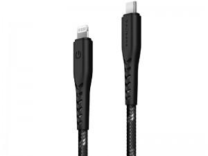 کابل فست شارژ Type-C به Lightning انرژیا مدل NYLOFLEX با استاندارد C94