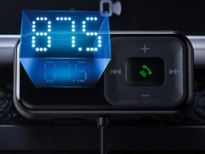 شارژر فندکی با قابلیت پخش موسیقی و مکالمه بیسوس مدل T typed S-16 wireless MP3 car charger CCTM-E01