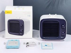 کولر آبی قابل حمل بیسوس مدل Time desktop evaporative cooler CXTM-23