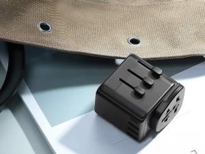 شارژر دیواری و آداپتور جهانی راو پاور مدل RP-PC099