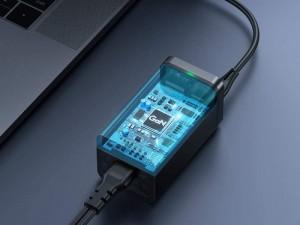 شارژر رومیزی فست شارژ 65 وات راو پاور مدل RP-PC136
