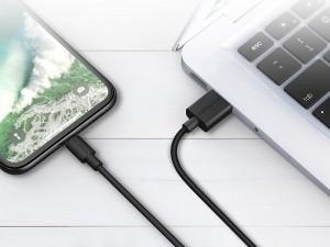 کابل تبدیل USB به Lightning راو پاور مدل RP-CB031 به طول 2 متر