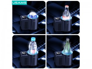 جا لیوانی هوشمند سردکن خودرو یوسمز مدل US-ZB230