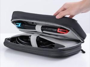 کیف نینتندو سوئیچ ضدآب بیسوس مدل Track Series Switch Storage Bag LBGD-A0G