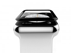 محافظ صفحه نمایش شیشه ای اپل واچ 38mm مدل Tempered Glass 3D