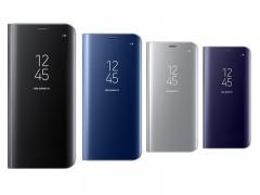 کیف هوشمند سامسونگ Galaxy S8 مدل Clear View Standing