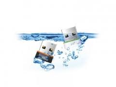 فلش مموري USB 2.0 پي کيو آي مدل U601L ظرفيت 8 گيگابايت