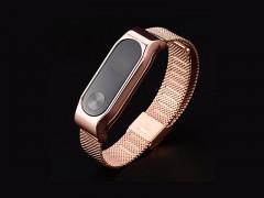 بند فلزی دستبند سلامتی شیائومی مدل Mi Band 2