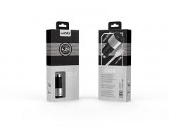 شارژر فندکی الدینیو مدل C403 همراه با کابل Micro USB