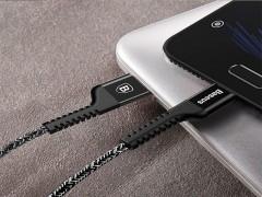 کابل شارژ و انتقال داده USB TYPE-C بیسوس سری Confidant Anti-break مدل CATZJ-A01