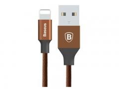 کابل شارژ و انتقال داده  USB to Lightning  بیسوس سری Yiven Cable مدل CALYW-A01