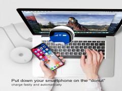 شارژر بی سیم بیسوس مدل Donut
