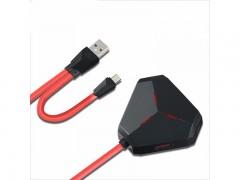 هاب USB OTG ریمکس مدل RU-U3