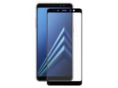 محافظ صفحه نمایش 3D فول چسب COCO مناسب برای گوشی موبایل سامسونگ گلسی  A8 2018